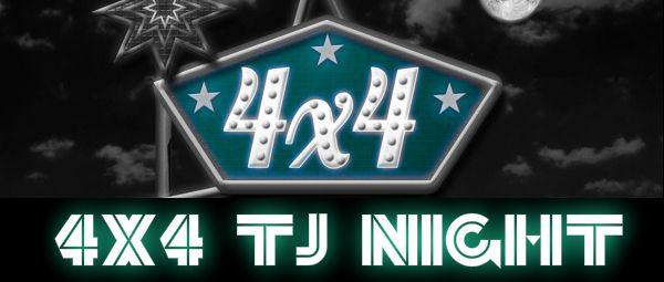 4x4 TJ Night Convocatoria 2015
