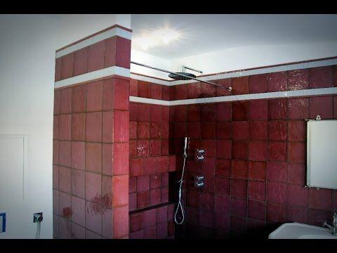 Ванная комната. Ремонт Коттеджа.