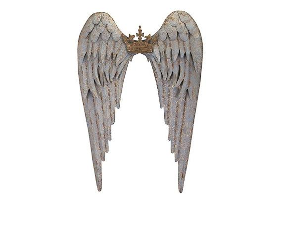 Decorative Wall Hanging Angel Wings : Best angel wings wall decor ideas on