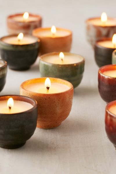 Market Street Candles Sake Candle Set - Urban Outfitters