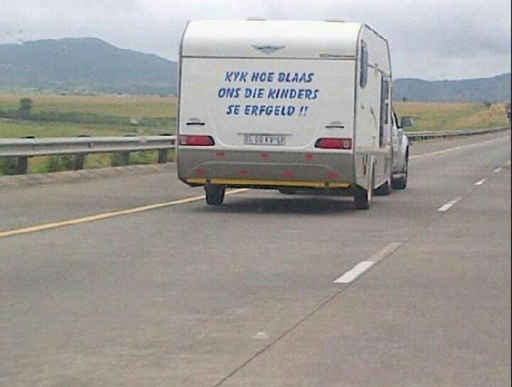 kyk hoe blaas ons die kinders se erfgoed! Classic!. South Africa.