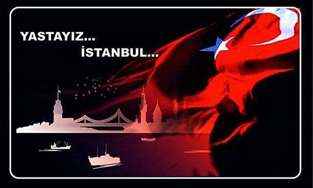 İstanbul da meydana gelen korkunç terör saldırısında hayatını kaybeden yurttaşlarımıza Allah'tan rahmet, yaralılarımıza acil şifalar dileriz. Terörü bir kez daha lanetliyoruz. Ülkemizin başı sağolsun.