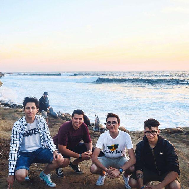 #animah #matesitalia #matesyt San Diego ☀️ @lookatsascha @stefanolepri @surrealpower @vegasyt @matesyt