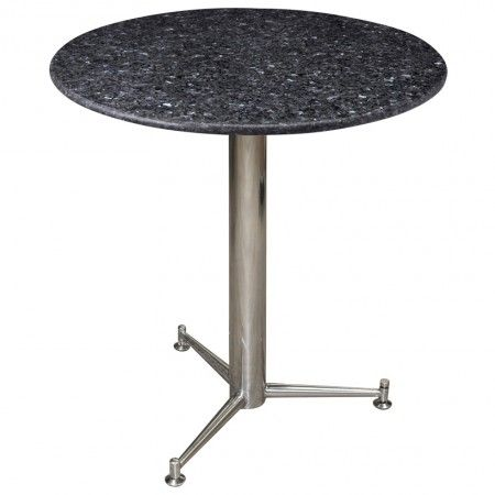 Payson marble, granite round,square dining kitchen table chrome or  stainless steel frame - 13 Best Granite Marble Kitchen Dining Bar Tables Images On
