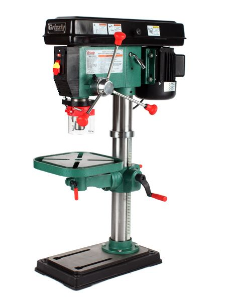 Our Test to Find the Best Drill Press - Popular Mechanics ~ Grizzly best overall