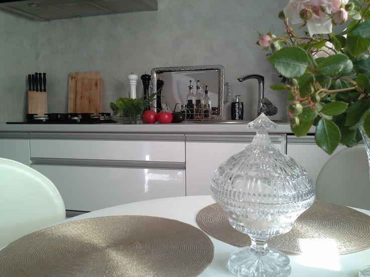 Wnętrza, U Ani... - kuchnia cd.