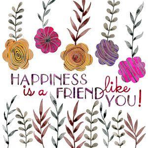 Randi Zafman/Happiness is A Friend Like You represented by Liz Sanders Agency