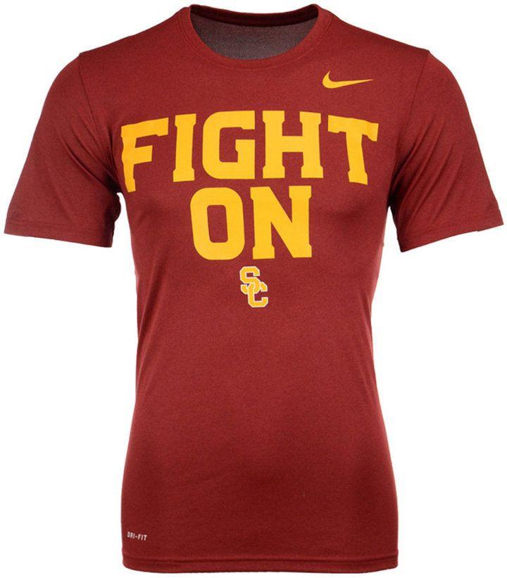 Nike Men's Usc Trojans Legend Authentic Local T-Shirt