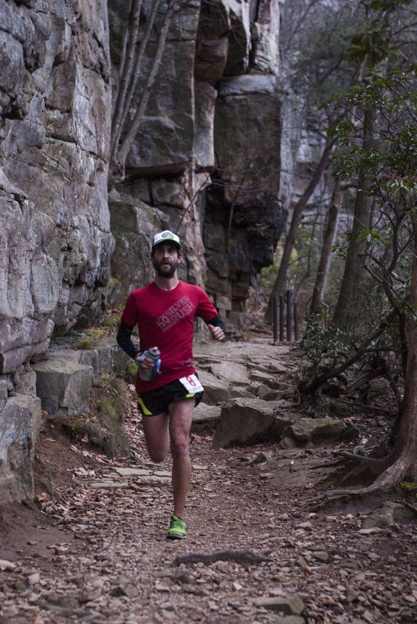 Trail Running in Chattanooga -Lookout Mountain 50 Mile.