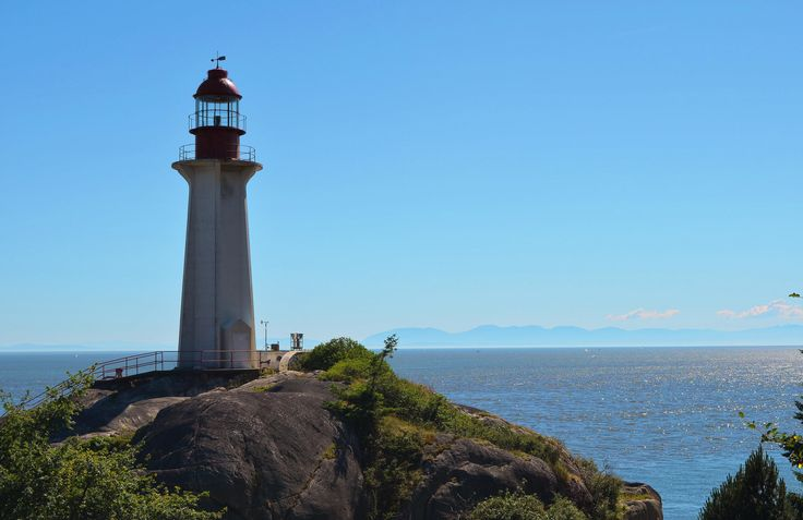 Lighthouse Park | Hiking Trails in Vancouver