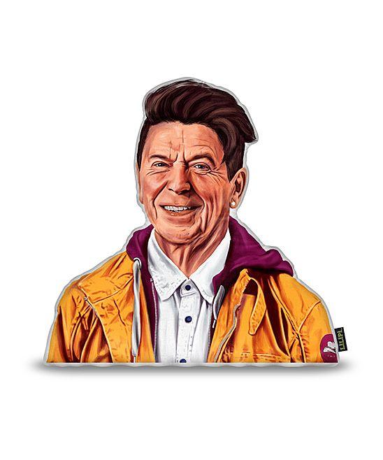 Amit Shimoni Reagan-Shaped Pillow