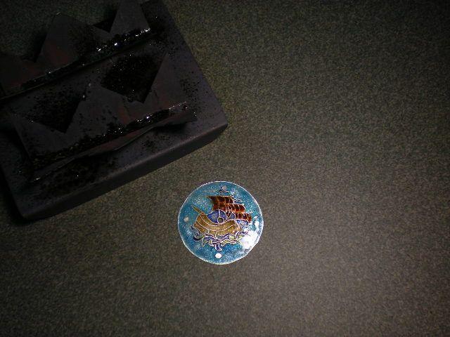 Enamel cloisonne. ( dial watch, icon, etc....) 42b66731219afce0db8364de9a5857a7