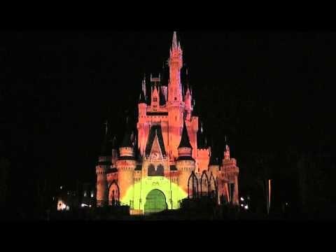 Celebrate the Magic - Magic Kingdom - Walt Disney World 2015 - YouTube
