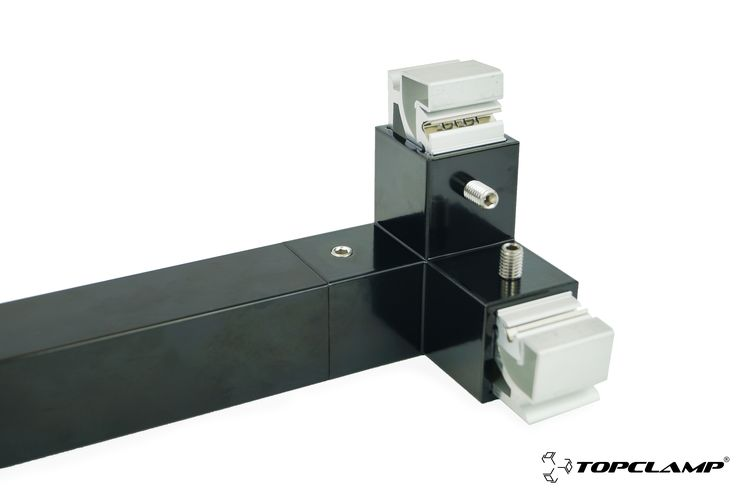Topclamp aluminium construction system   Construction   Seamless   Building Technology   Design