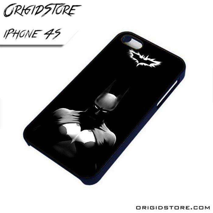 Batman Batman black and white justice league Case Iphone 4/4S Case for Iphone 4/4S Ali