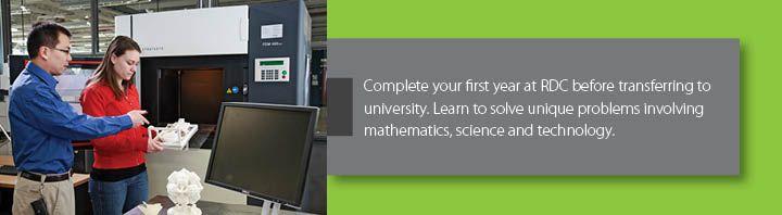 Engineering, Bachelor of Science   Red Deer College