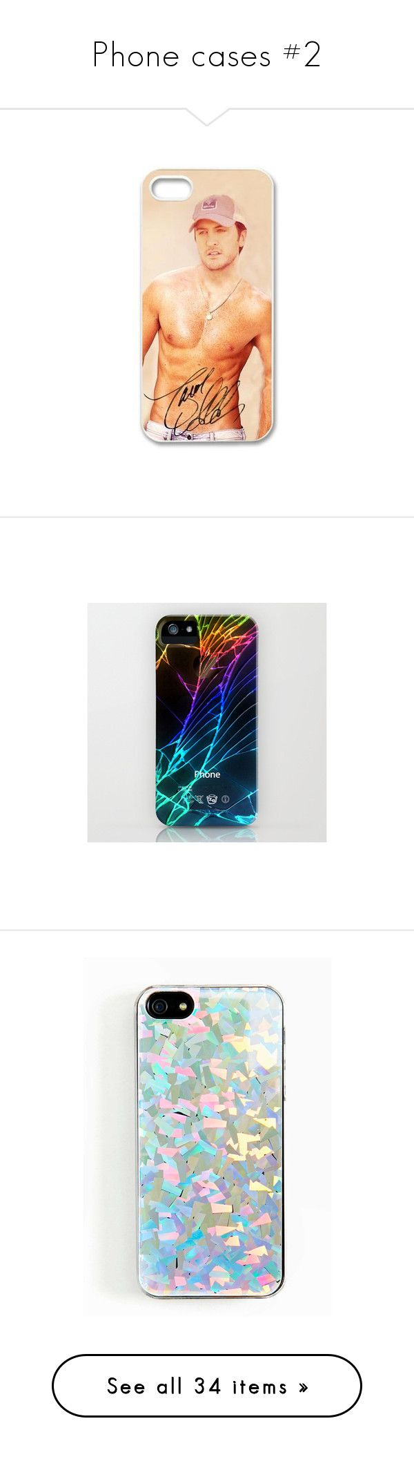 """""""Phone cases #2"""" by country-girl-1996 ❤ liked on Polyvore featuring accessories, tech accessories, phone cases, electronics, phone, black apple, iphone, fillers, hologram and zero gravity"""