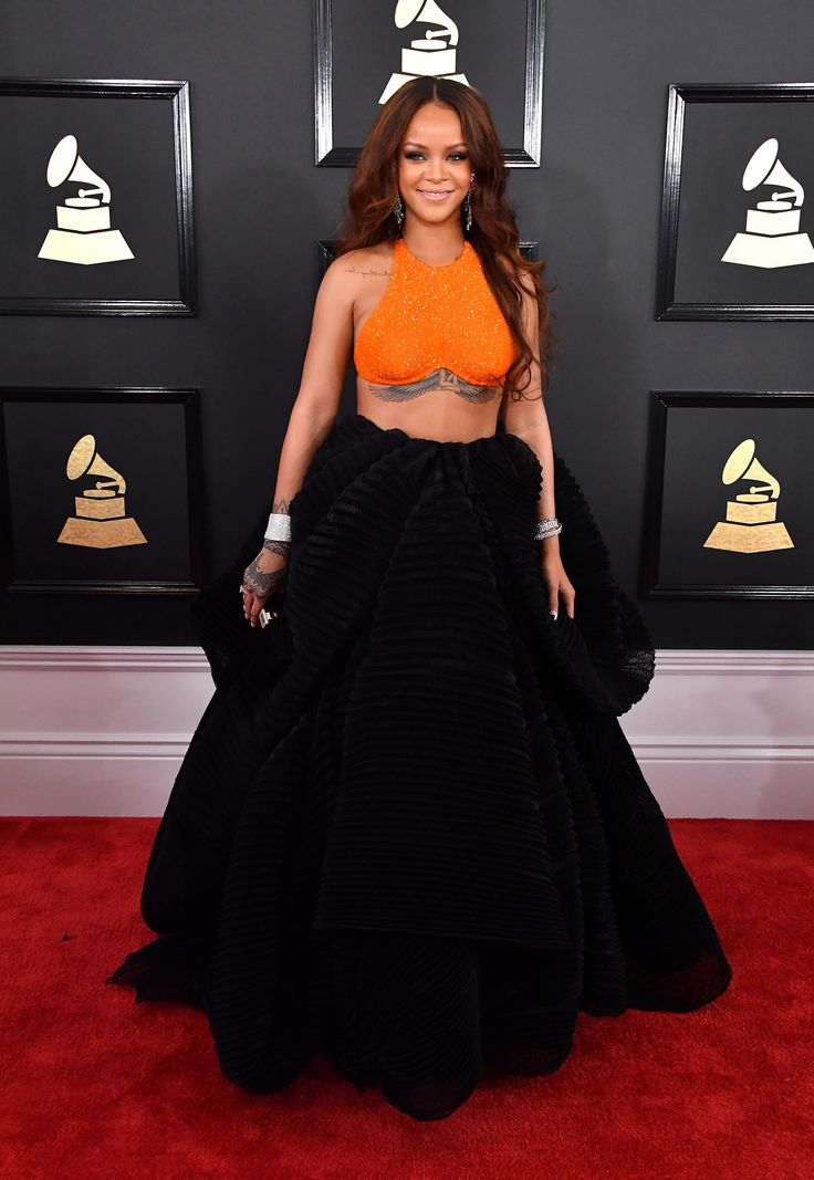Grammys 2017: The Best Dressed Celebrities From the Red ...