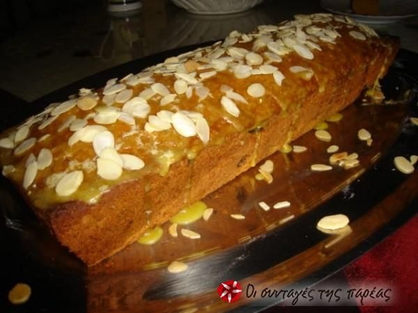Νηστίσιμο κέικ ταψιού #sintagespareas
