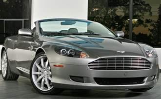 Deluxe Car Hire: Aston Martin