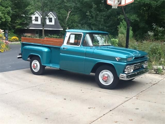 Large Photo Of 63 Pickup Crjn Gmc Trucks Gmc Trucks For Sale