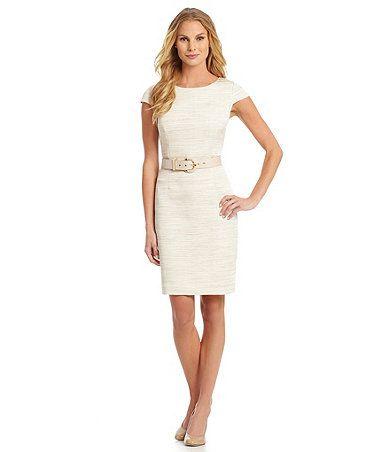 Fashion beauty pinterest antonio melani dillards and white dress