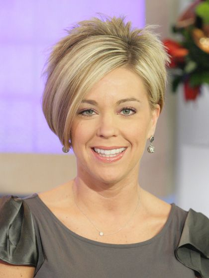"ADDING VOLUME AT THE CROWN Two words: Kate Gosselin. ""When you puff up the back and flatten the front like a little Texas bouffant, it looks old-fashioned,"" says hairstylist Garren of the Garren New York salon in New York City."
