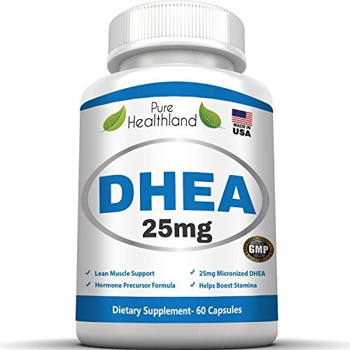 DHEA Supplement Pills 25mg for Men and Women. Ultimate Nutrition to Balance Hormone. Help to Anti-Aging, Increase Energy, Improve Mood, Libido Booster for Male and Female, Protect Immune System. ** Click on the image for additional details.