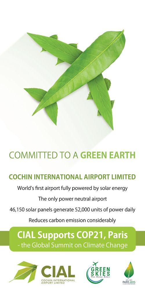 Design For Cochin International Airport