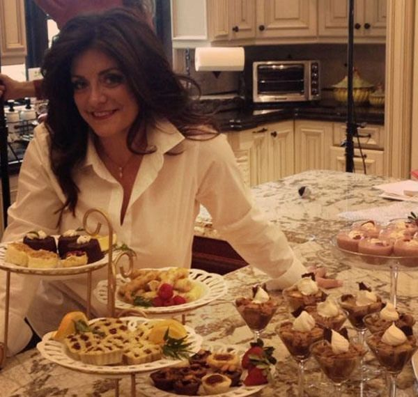 kathy wakile  | Kathy Wakile a La Carte: See How The RHONJ Star Shares What She Is ...