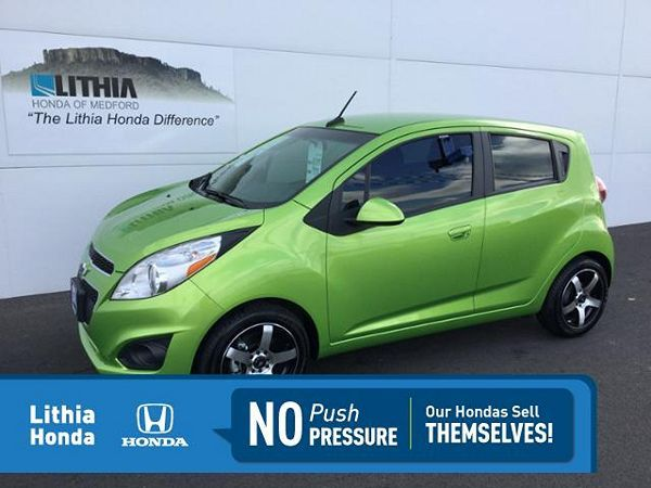 KL8CA6S90EC540701 | 2014 Chevrolet Spark LS for sale in Medford, OR Image 1