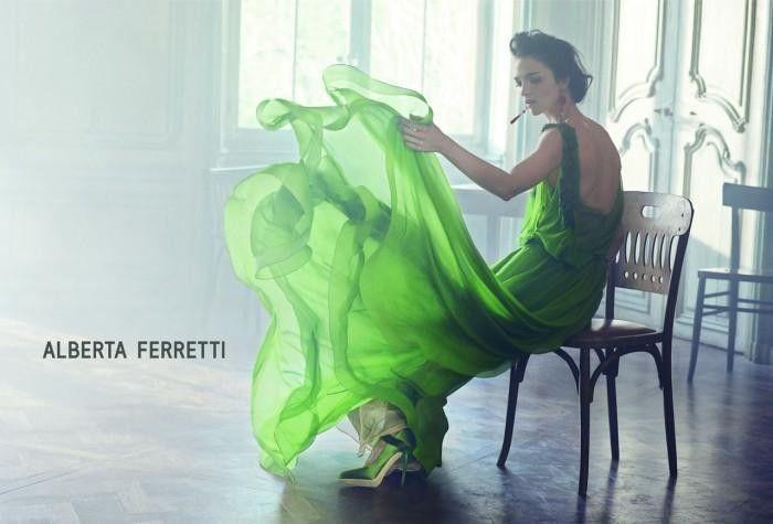 Красота вне ретуши Питера Линдберга/Известный фотограф