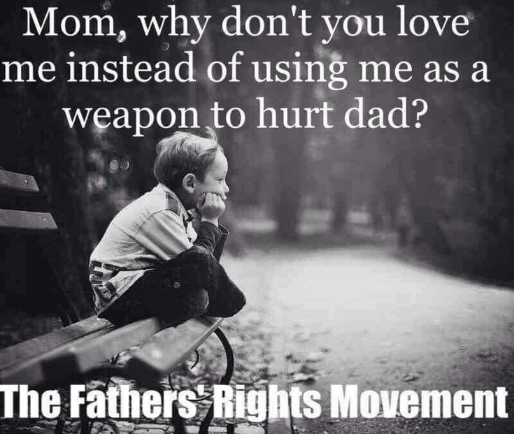 The Father's Rights Movement
