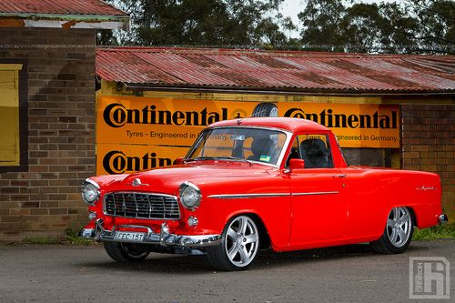 Holden FE - OLD SCHOOL ute!