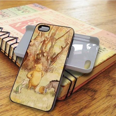 Classic Winnie The Pooh iPhone 5C Case