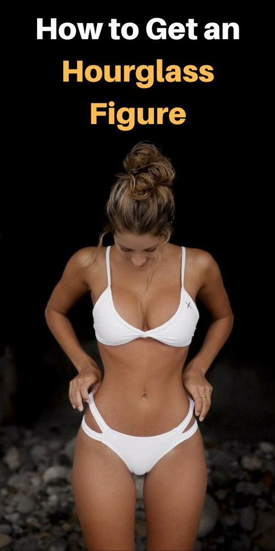 6 Simple & Easy Exercises for a Sexy Hourglass Figure