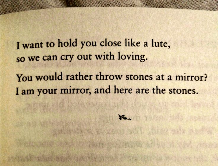 """From """"The Essential Rumi"""" by Coleman Barks"""