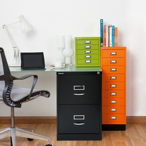 Bisley Cabinets for use at home or the office