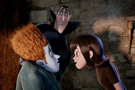 """Hotel Transylvania"" a surprisingly sweet ""spook""-tacle.  Check out my review at ReelMama.com !"