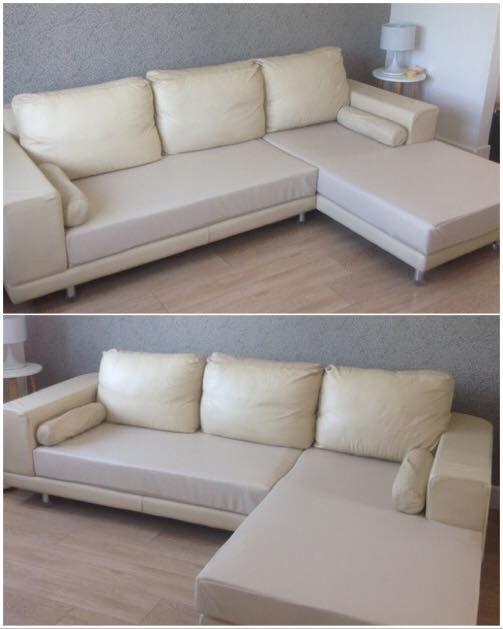 r novation de l 39 assise d 39 un canap contemporain. Black Bedroom Furniture Sets. Home Design Ideas