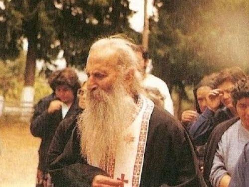 Ο Γέροντας Ιάκωβος Τσαλίκης (1991)