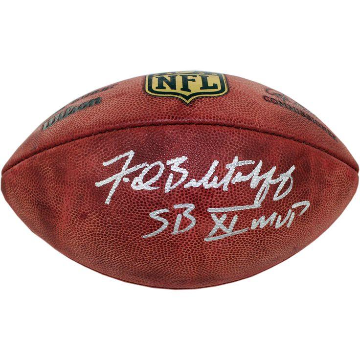 Fred Biletnikoff Signed NFL Football