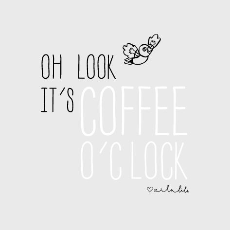 Best time to start your week, happy Monday! ♡ #Monday #Week #Quote #Zilalila #Knitted #Gebreid #Kids #Label #Coffee #Bird #Collection #Nepal