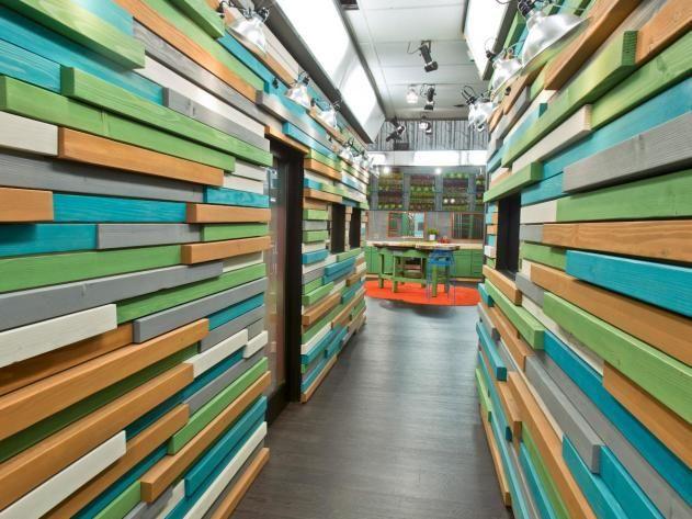 Hallway: Big Brother House, Season 16