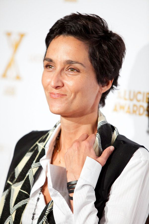 Así es Alexandra Hedison, la esposa de Jodie Foster   Así es Alexandra Hedison, la esposa de Jodie Foster - Yahoo Celebrity España