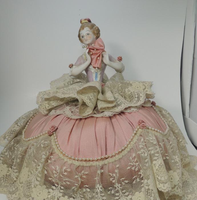 Мастер класс кукла шкатулка канзаши | Все лучшее у нас!