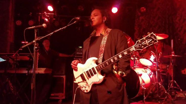 Jesse Johnson on Prince Shockadelica