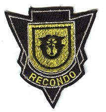 1st Special Forces Group Pocket Patches 1st Special Forces Group Recondo School  1988 Okinawa Manufacture