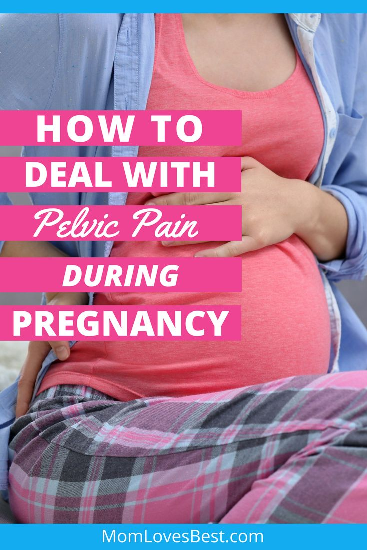 How to Deal with Pelvic Pain During Pregnancy | Healthy