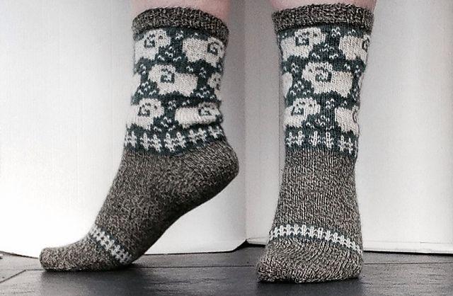 Ravelry: stickfia's Fårbete - free knitting pattern